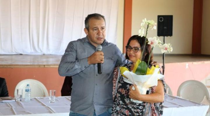 Posse do prefeito Juninho, do Vice Jandir e dos Vereadores - 2ª Parte